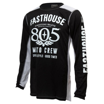 Fasthouse - 805 Air Cooled Jersey - Black