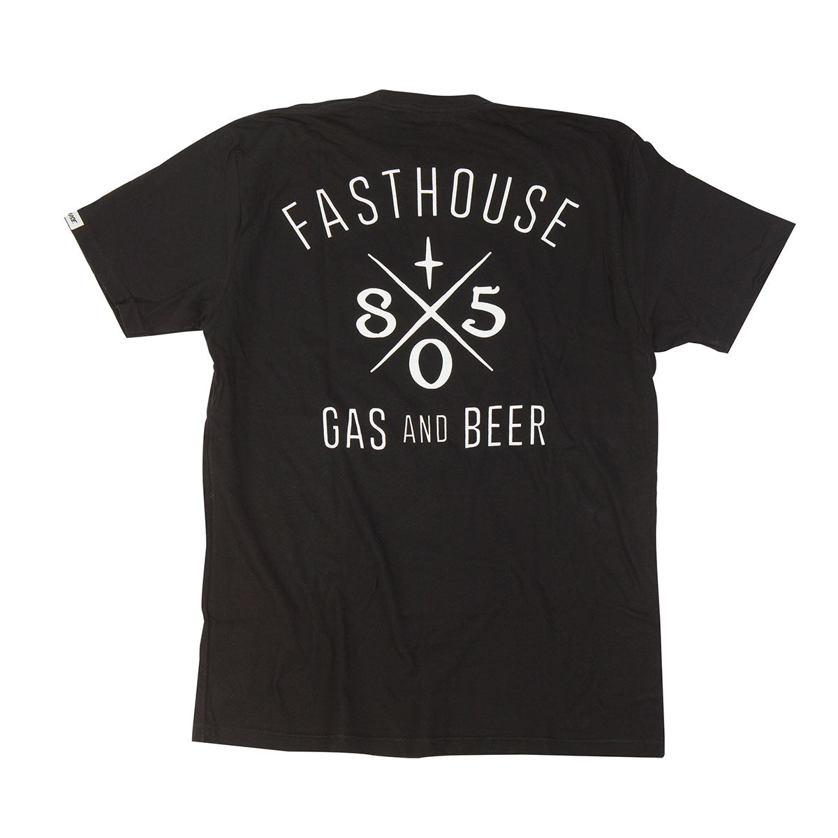 Fasthouse - 805 Gas & Beer Tee - Black