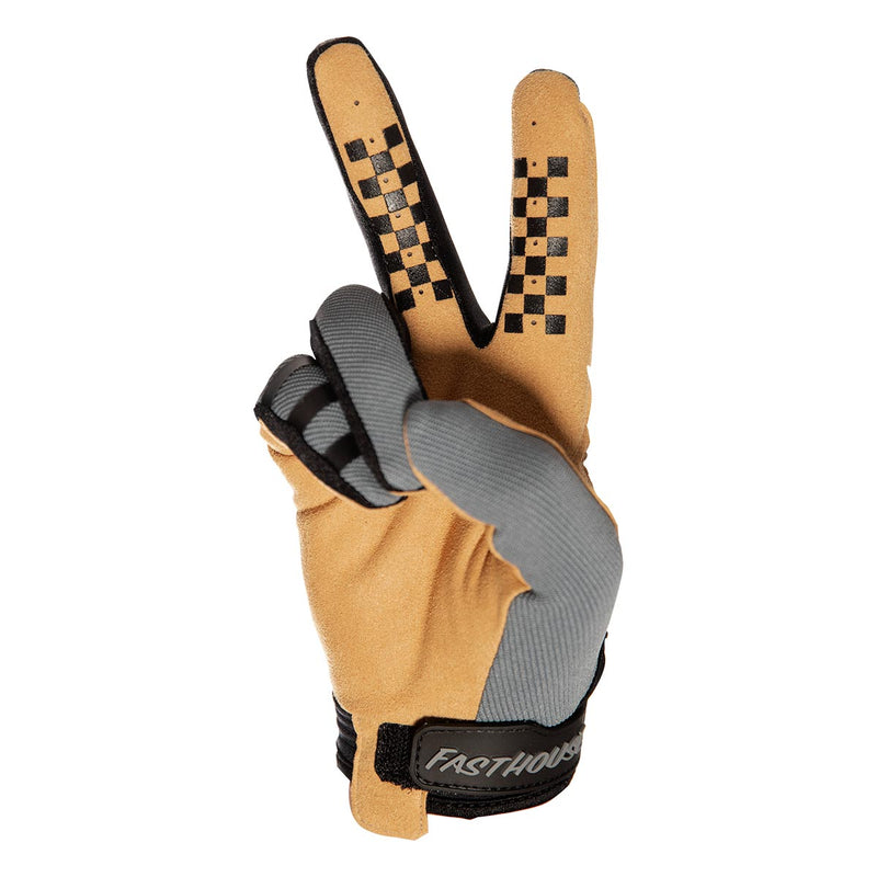 Fasthouse - 805 Speed Style Glove - Grey/Brown