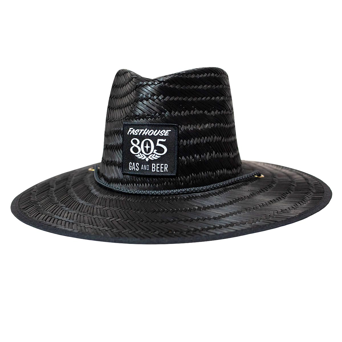 805 Hopper Hat - Black
