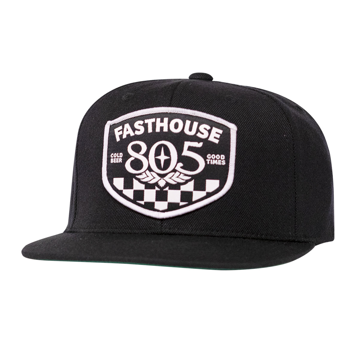 Fasthouse - 805 Pitstop Hat - Black