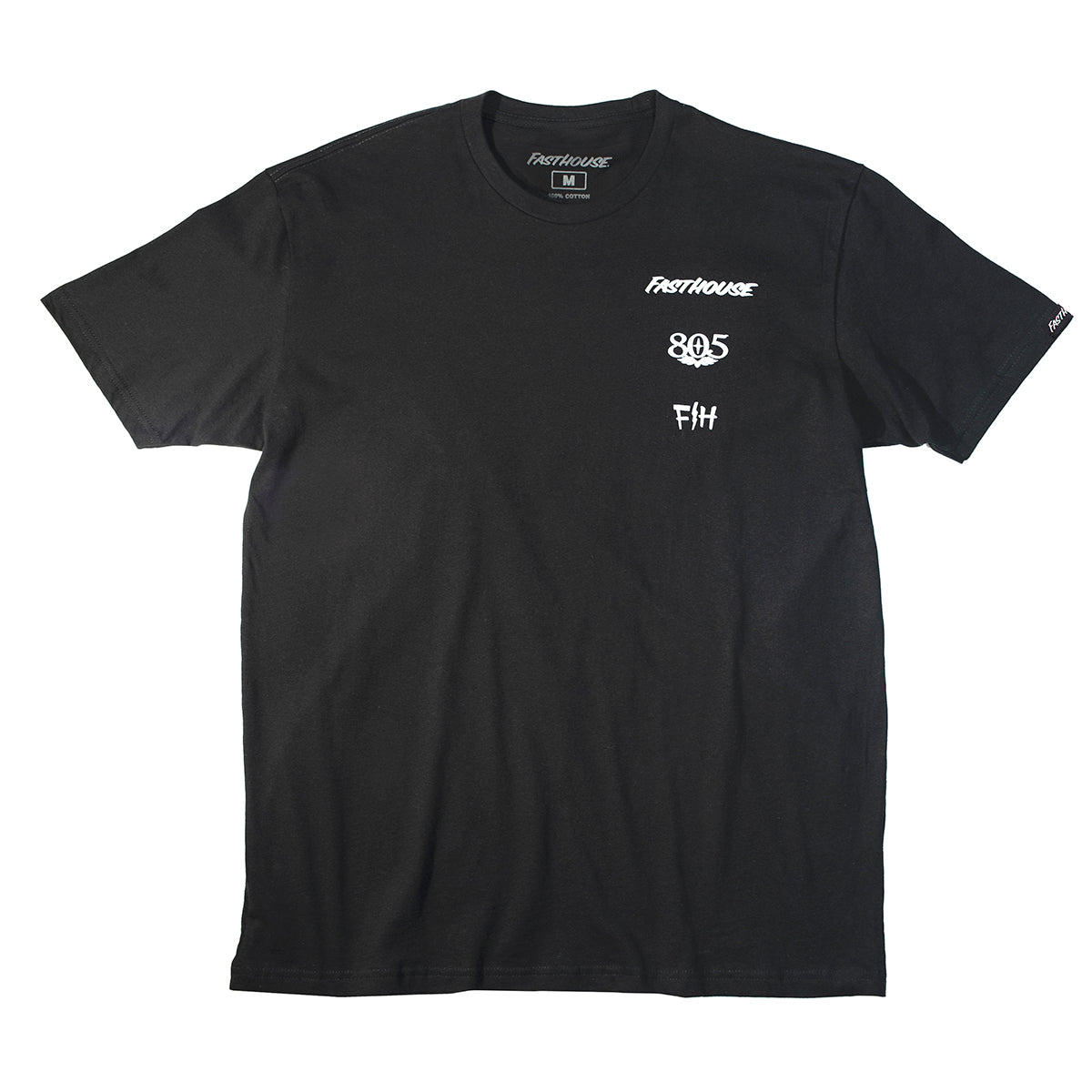 Fasthouse - 805 Prime Tee - Black