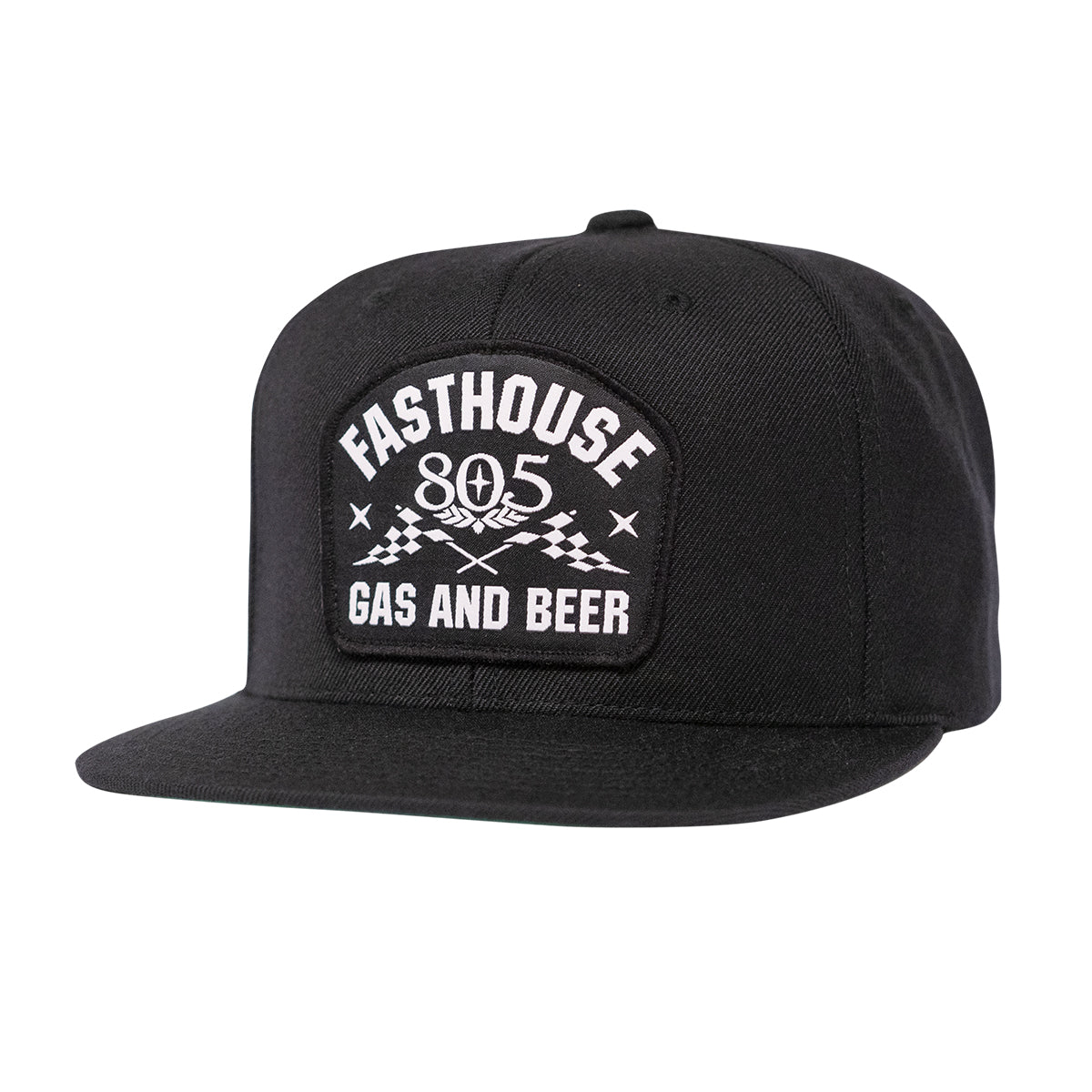 Fasthouse - 805 Podium Hat - Black
