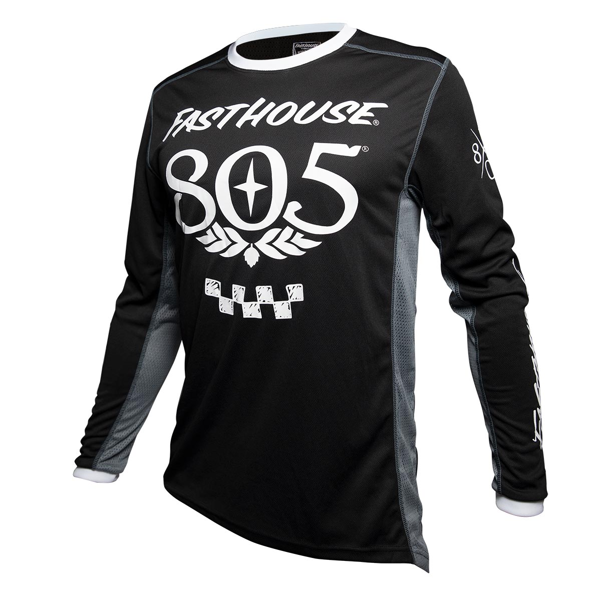 Fasthouse - 805 Send It Jersey - Black