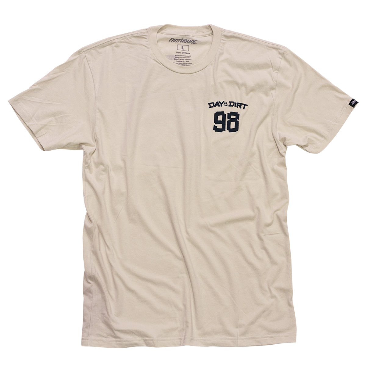 Day in the Dirt 98 Tee  - Sand