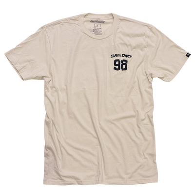 Fasthouse - Day in the Dirt 98 Tee - Sand