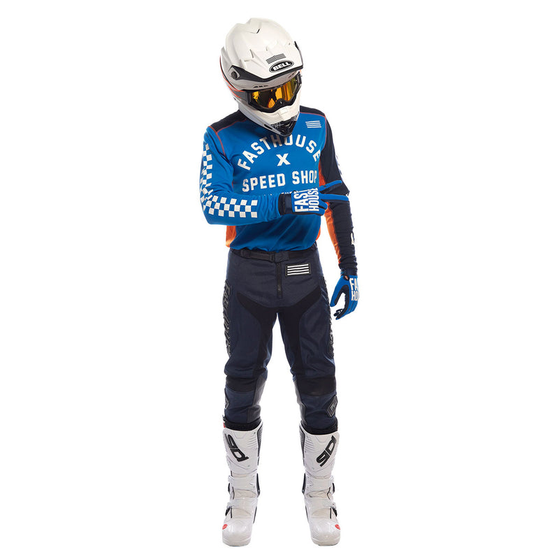 Fasthouse - Heritage Youth Jersey - Blue