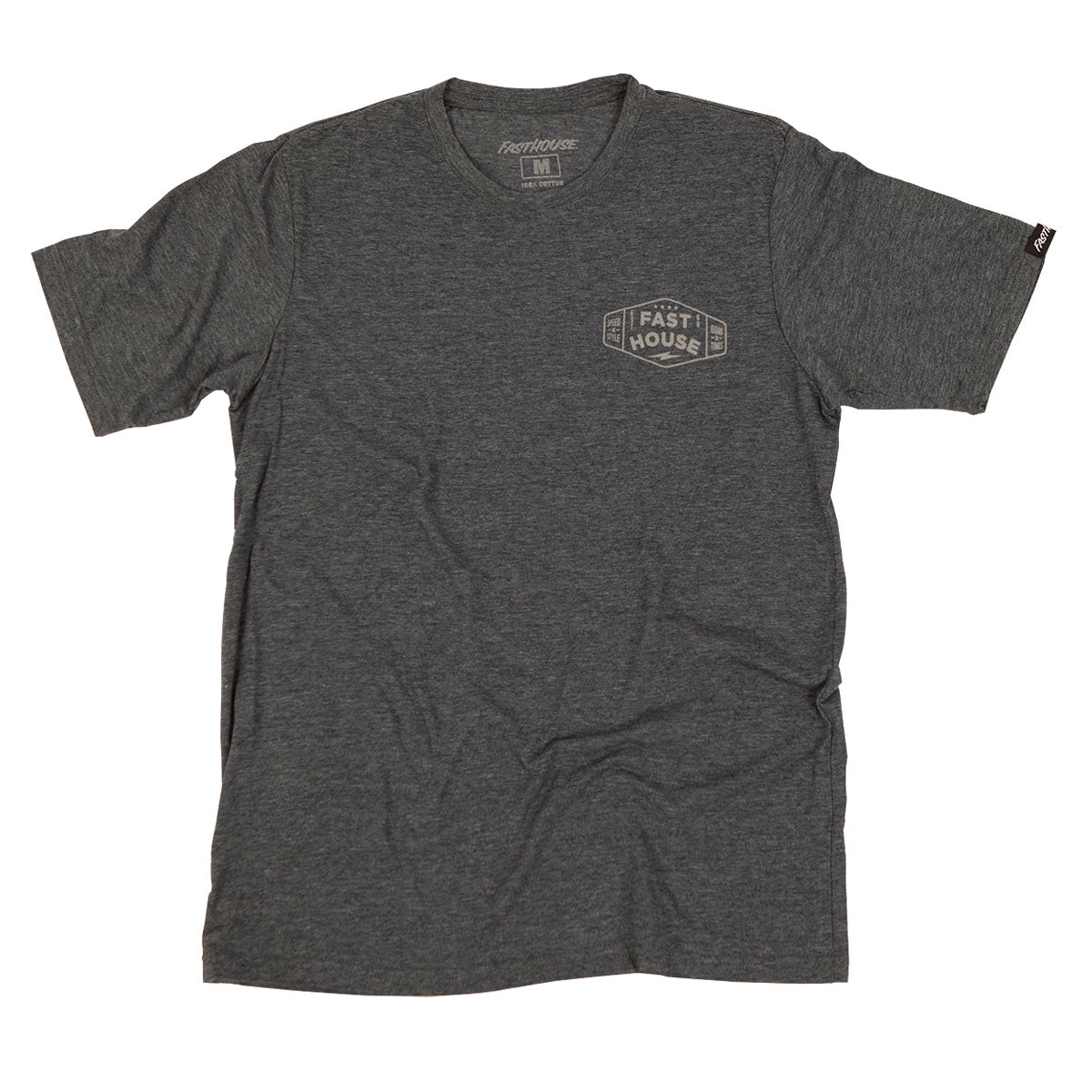 Fasthouse - Station Tee - Antique Denim