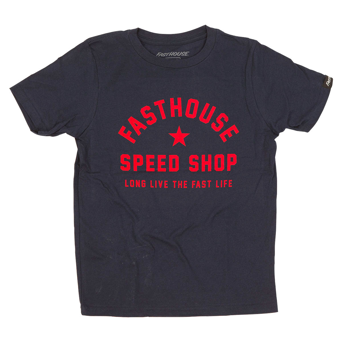 Fasthouse - Too Easy Youth Tee - Navy