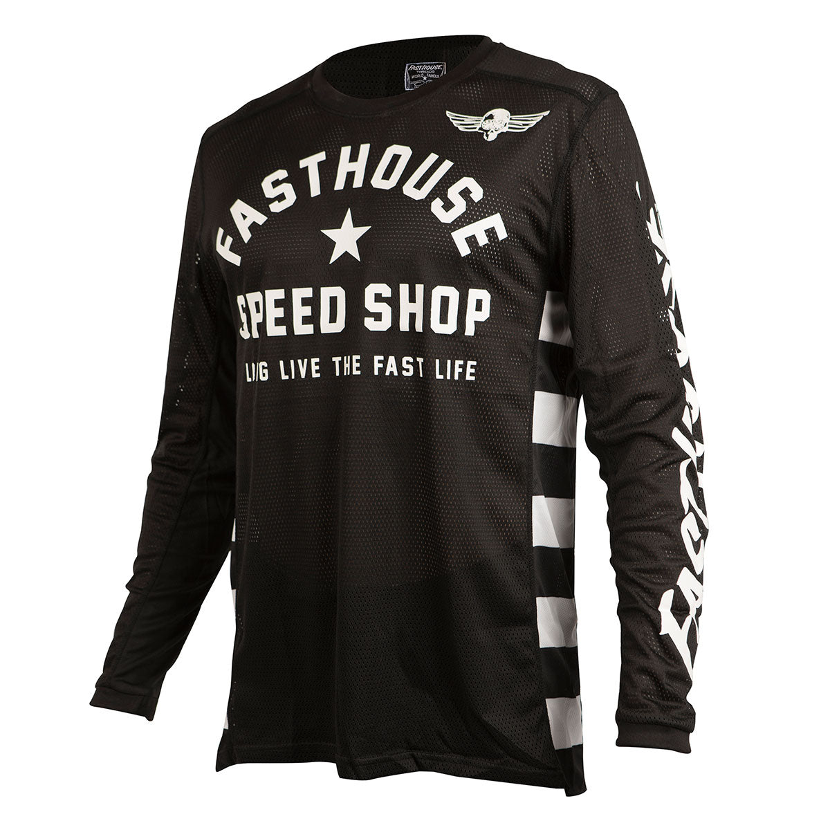 Fasthouse - Originals Air Cooled L1 Jersey - Black