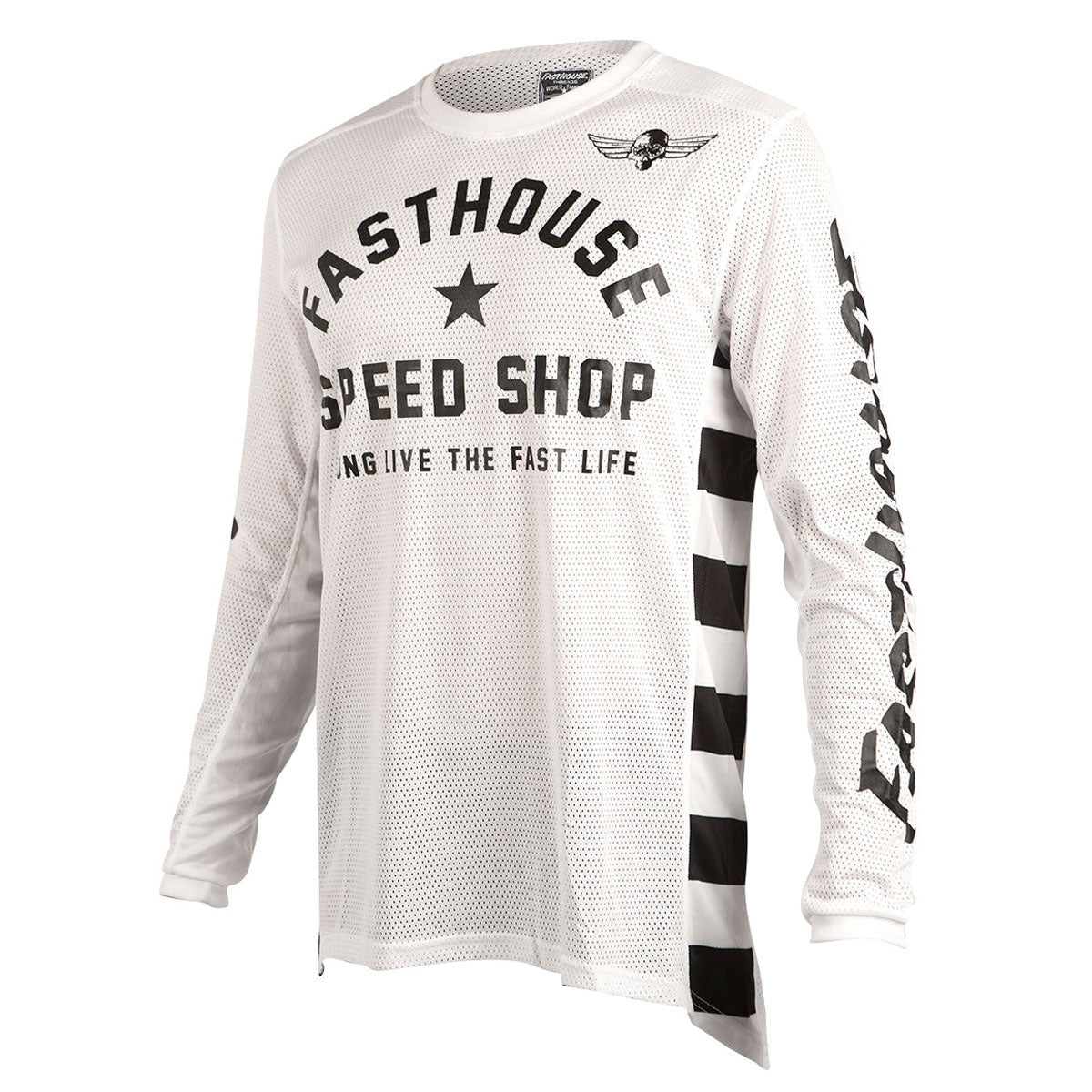Fasthouse - Originals Air Cooled L1 Jersey - White