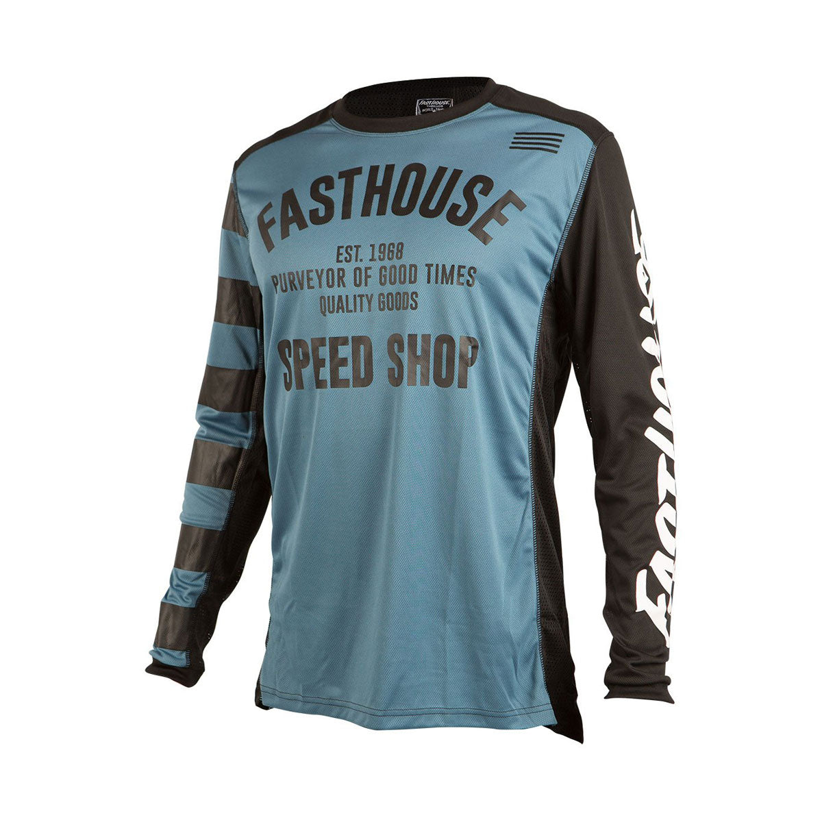 Fasthouse - Speed Shop L1 Youth Jersey - Slate Blue