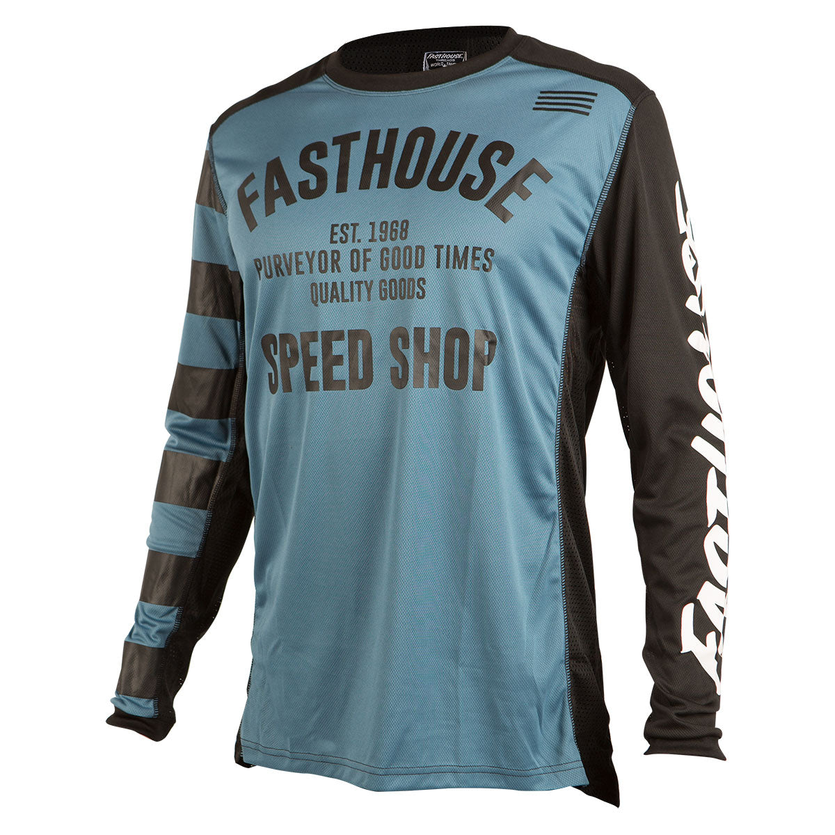 Speed Shop  L1 Jersey - Slate Blue