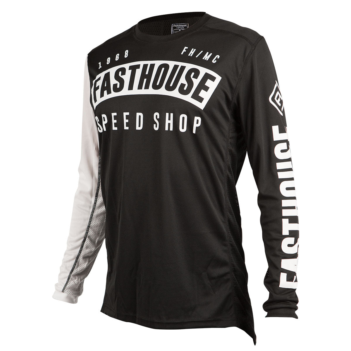Fasthouse - Block L1 Jersey - Black