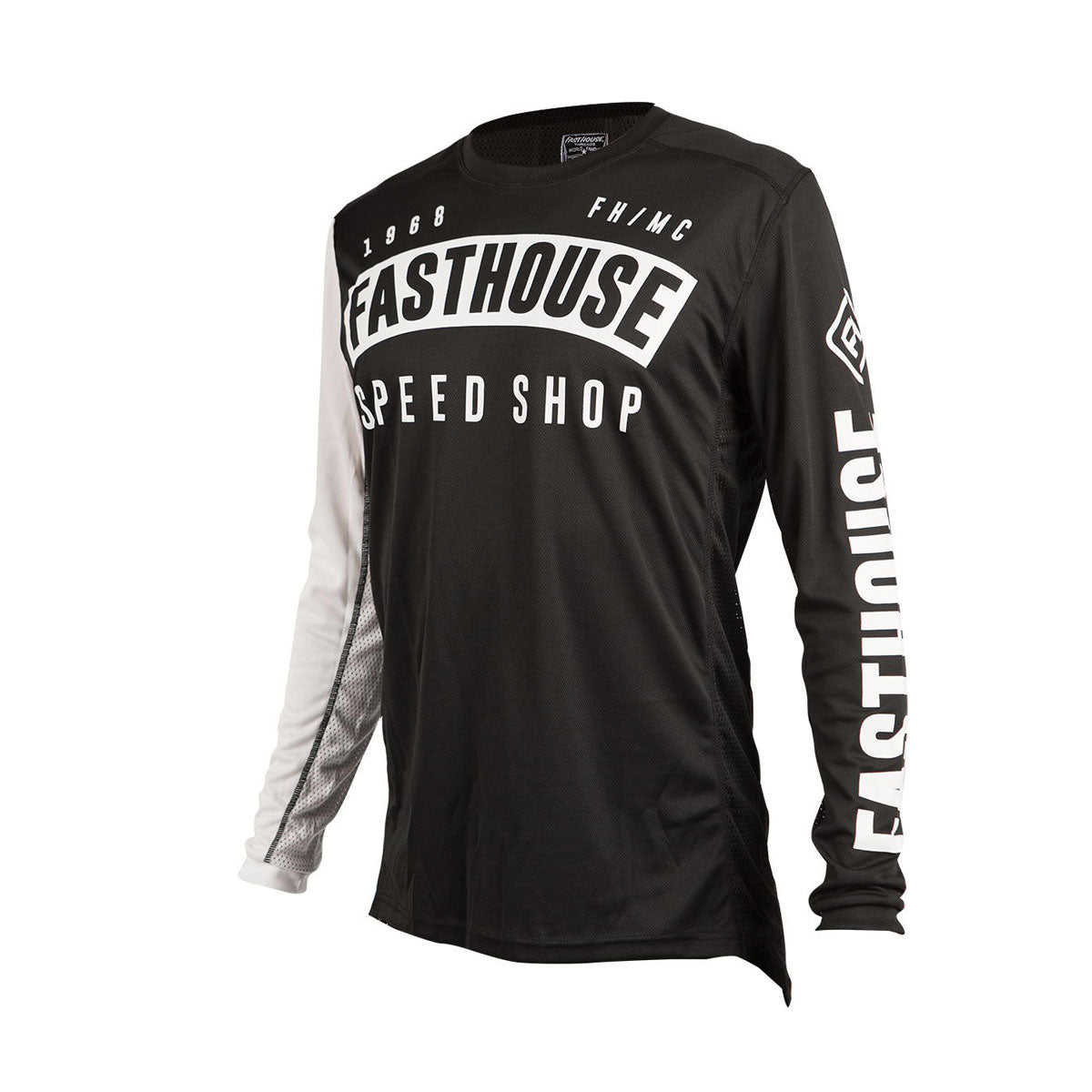 Fasthouse - Block L1 Youth Jersey - Black