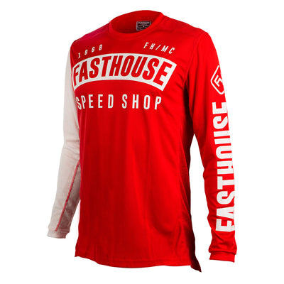 Fasthouse - Block L1 Jersey - Red