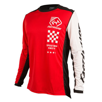 Fasthouse - Icon L1 Jersey - Red