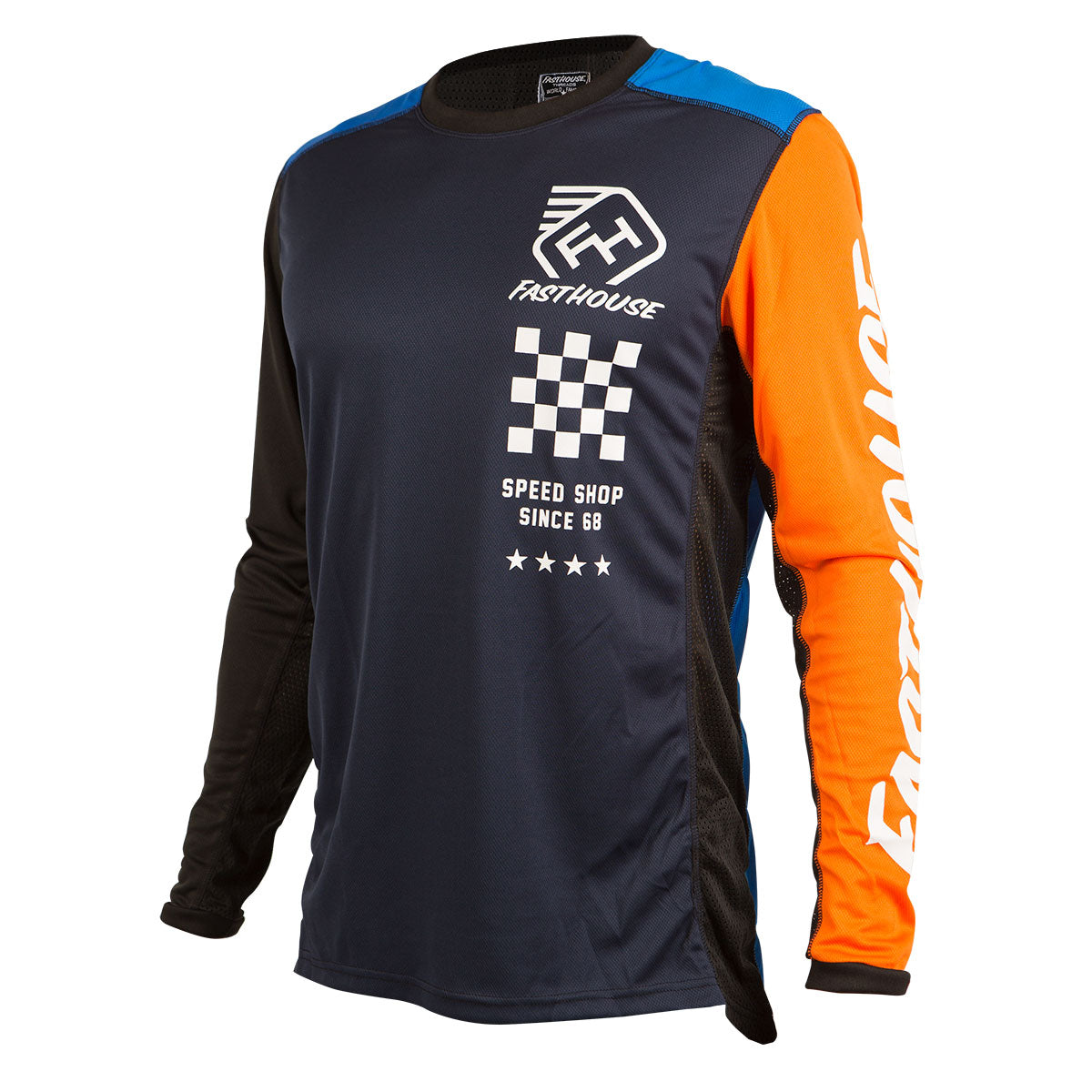 Fasthouse - Icon L1 Jersey - Blue/Orange