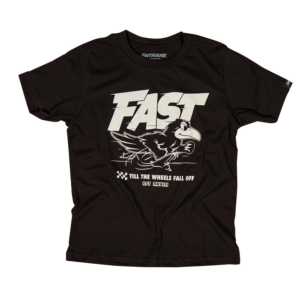 Fasthouse - George Youth Tee - Black
