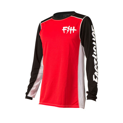 Fasthouse - Bolt Youth Jersey - Red