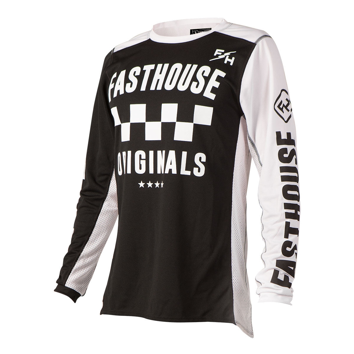 Fasthouse - Checkers OG Jersey - Black