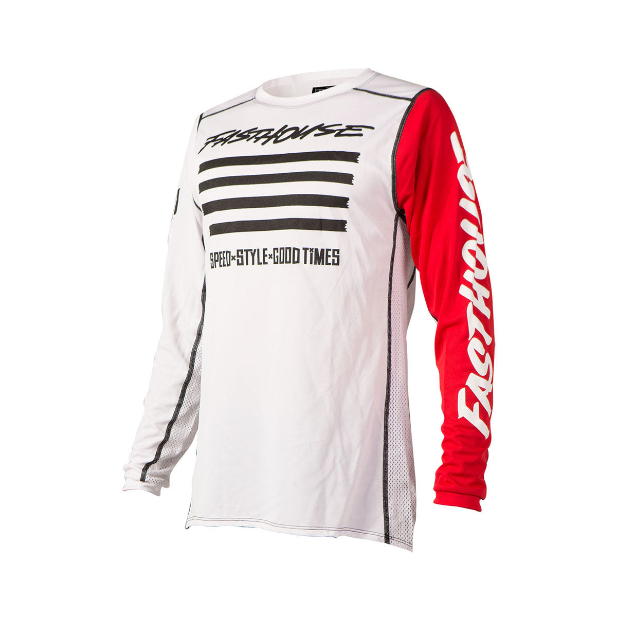 Fasthouse - Slash Youth Jersey - White