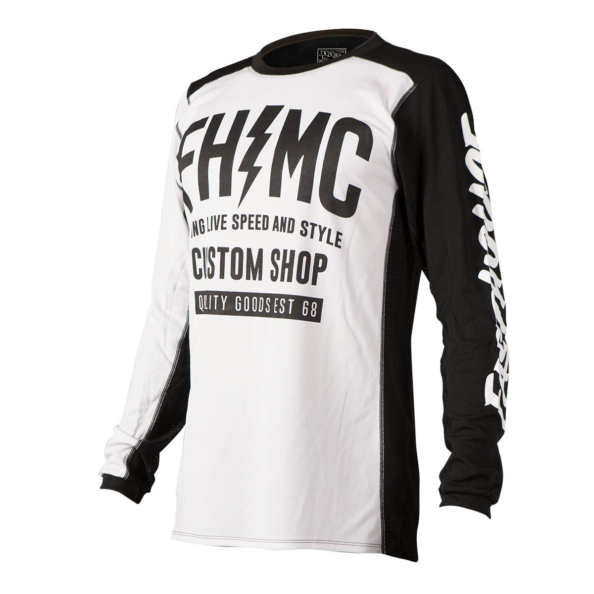 Fasthouse - Long Live MC Jersey - White