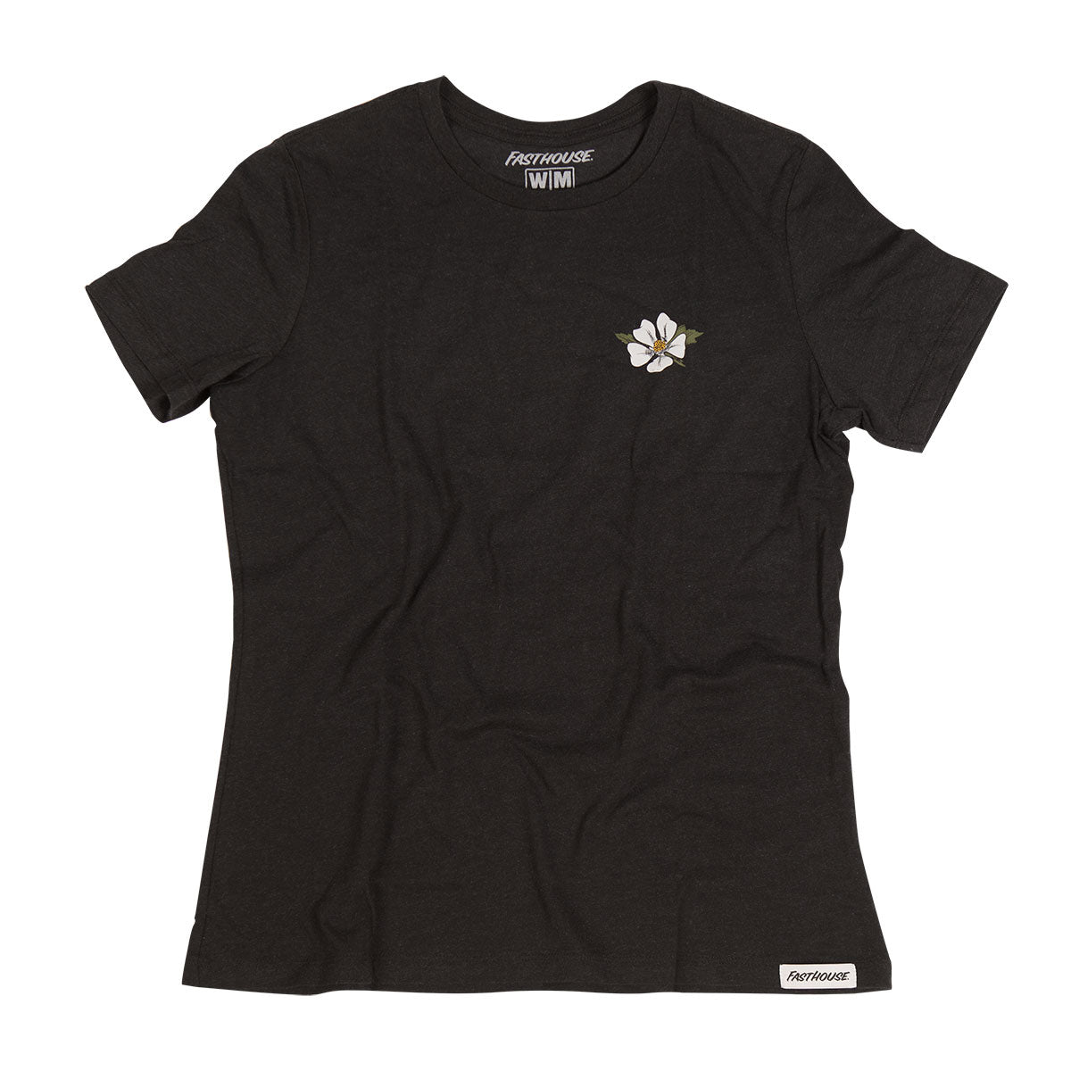 Fasthouse - Fuel & Flowers Womens Tee - Black
