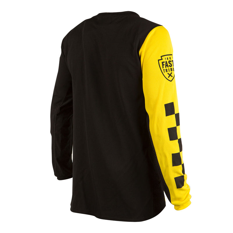 Checkers OG Jersey - Yellow