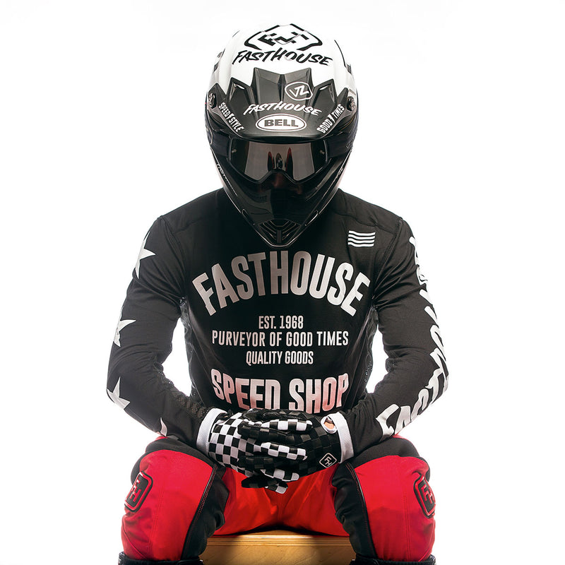 Fasthouse - Classic L1 Jersey - Black