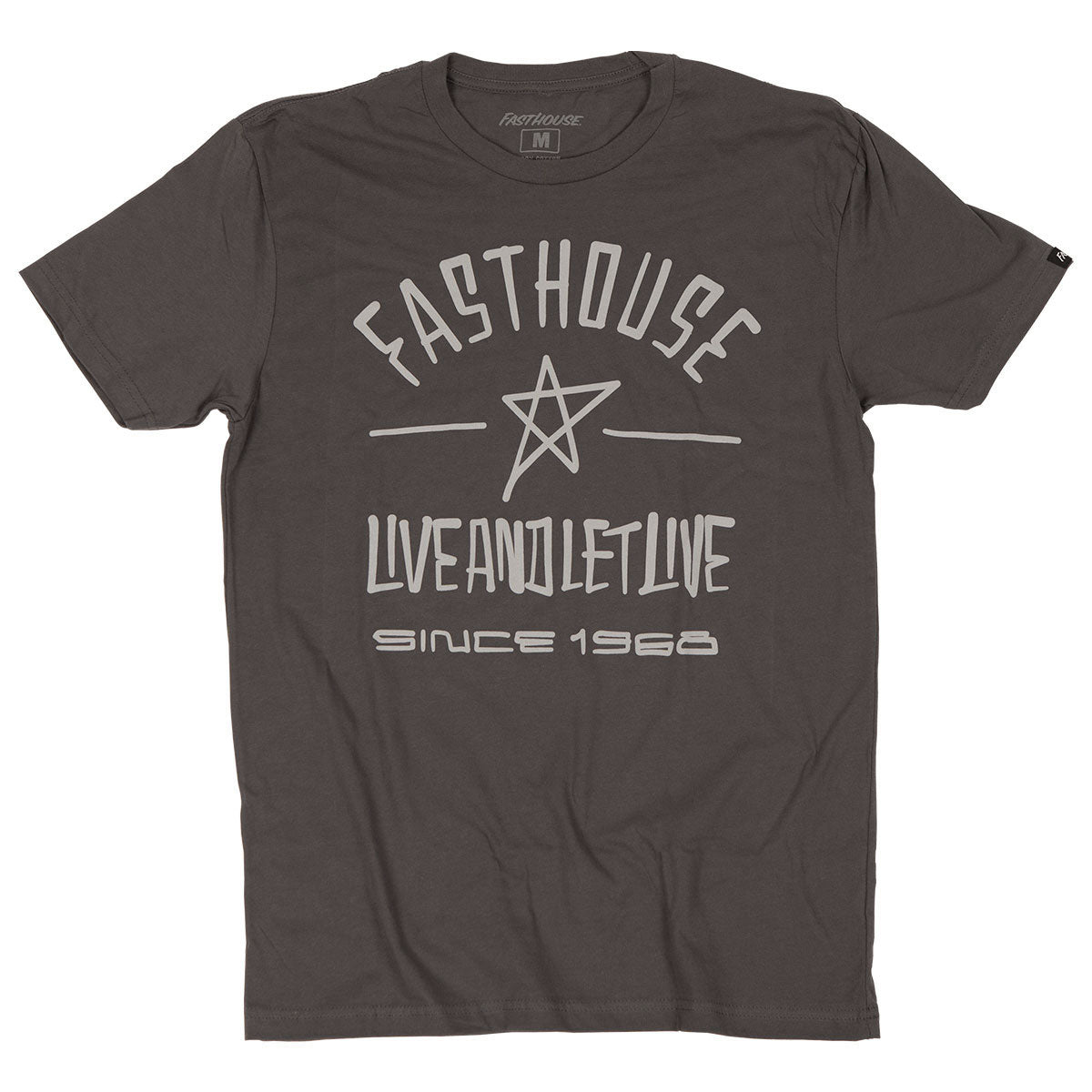 Fasthouse - Saturday Tee - Heavy Metal