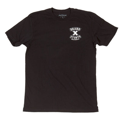 Fasthouse - Brand X Crew Tee - Black