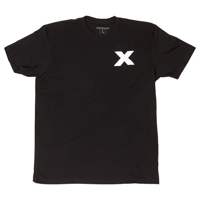 Fasthouse - Brand X Circle X Tee - Black