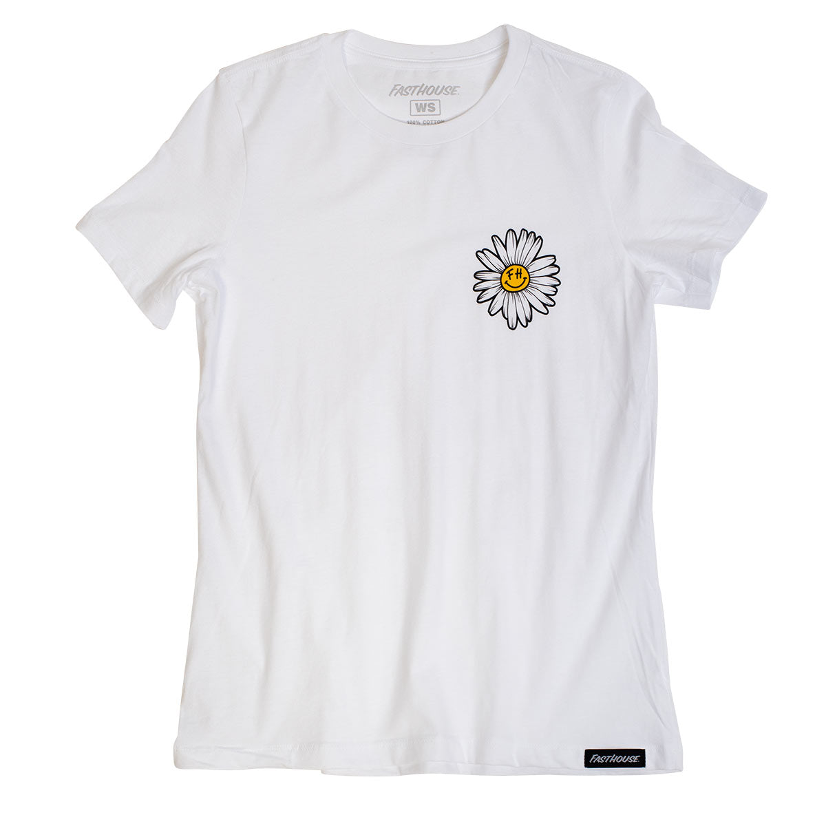 All Smiles Women's Tee - White