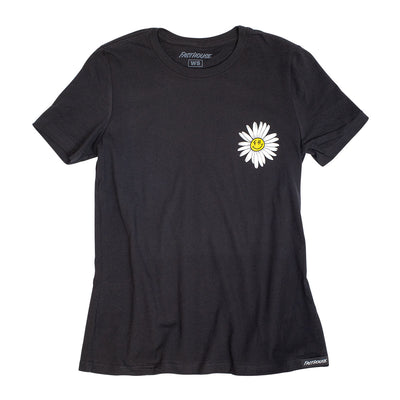 All Smiles Women's Tee - Black