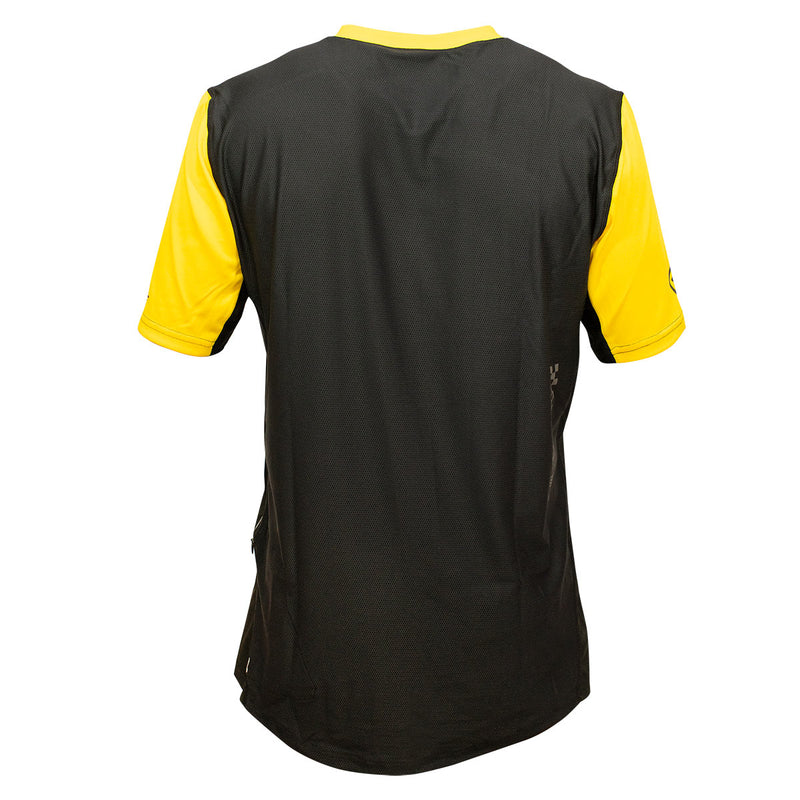 Alloy Star SS Jersey - Black/Gold