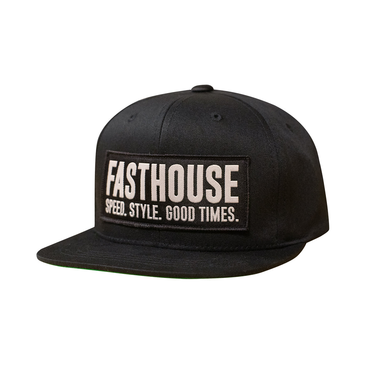 Blockhouse Youth Hat - Black