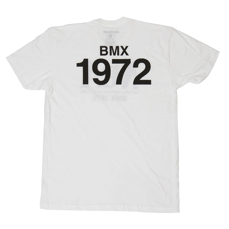 Fasthouse - BMX NBA Tee - White
