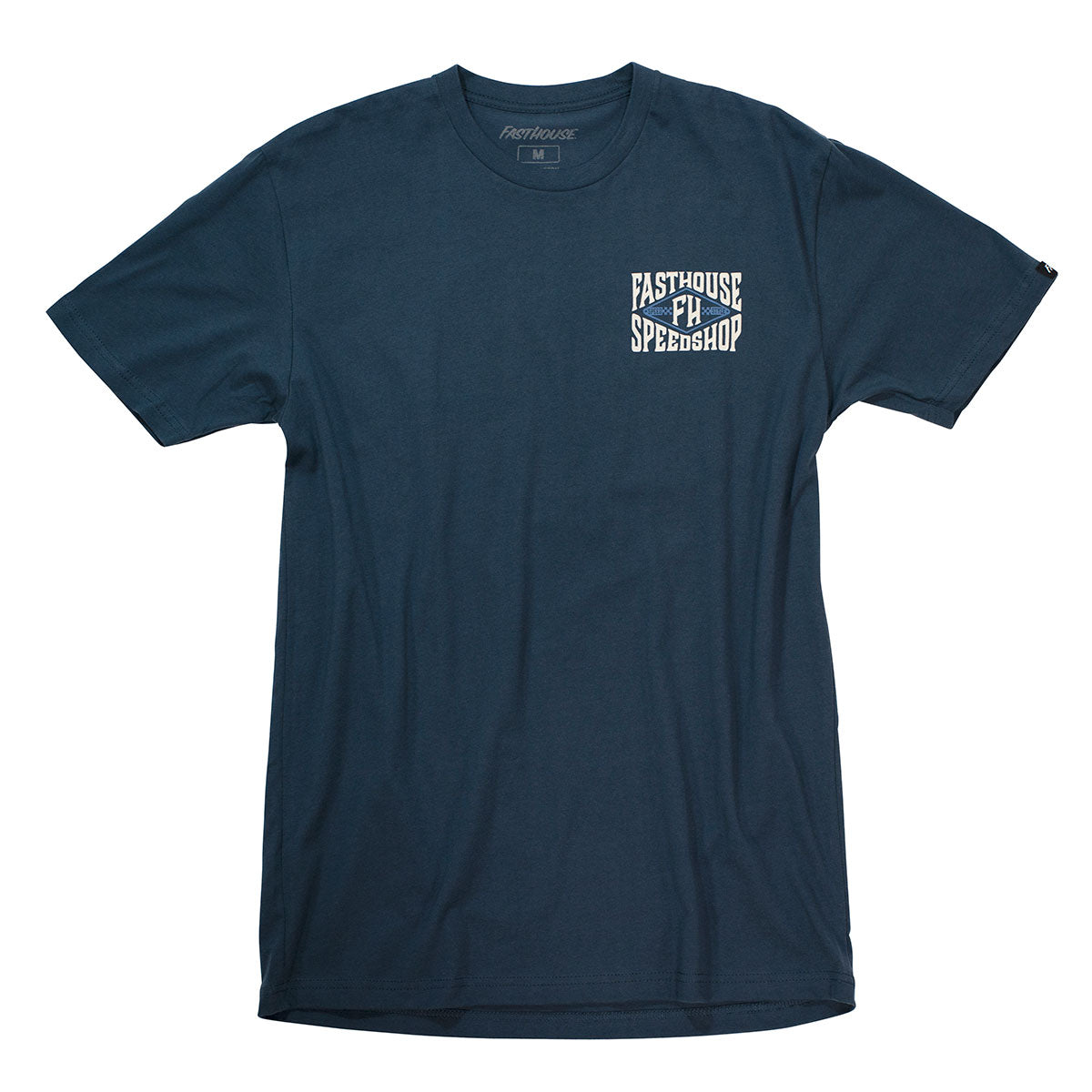 Backside Tee - Indigo