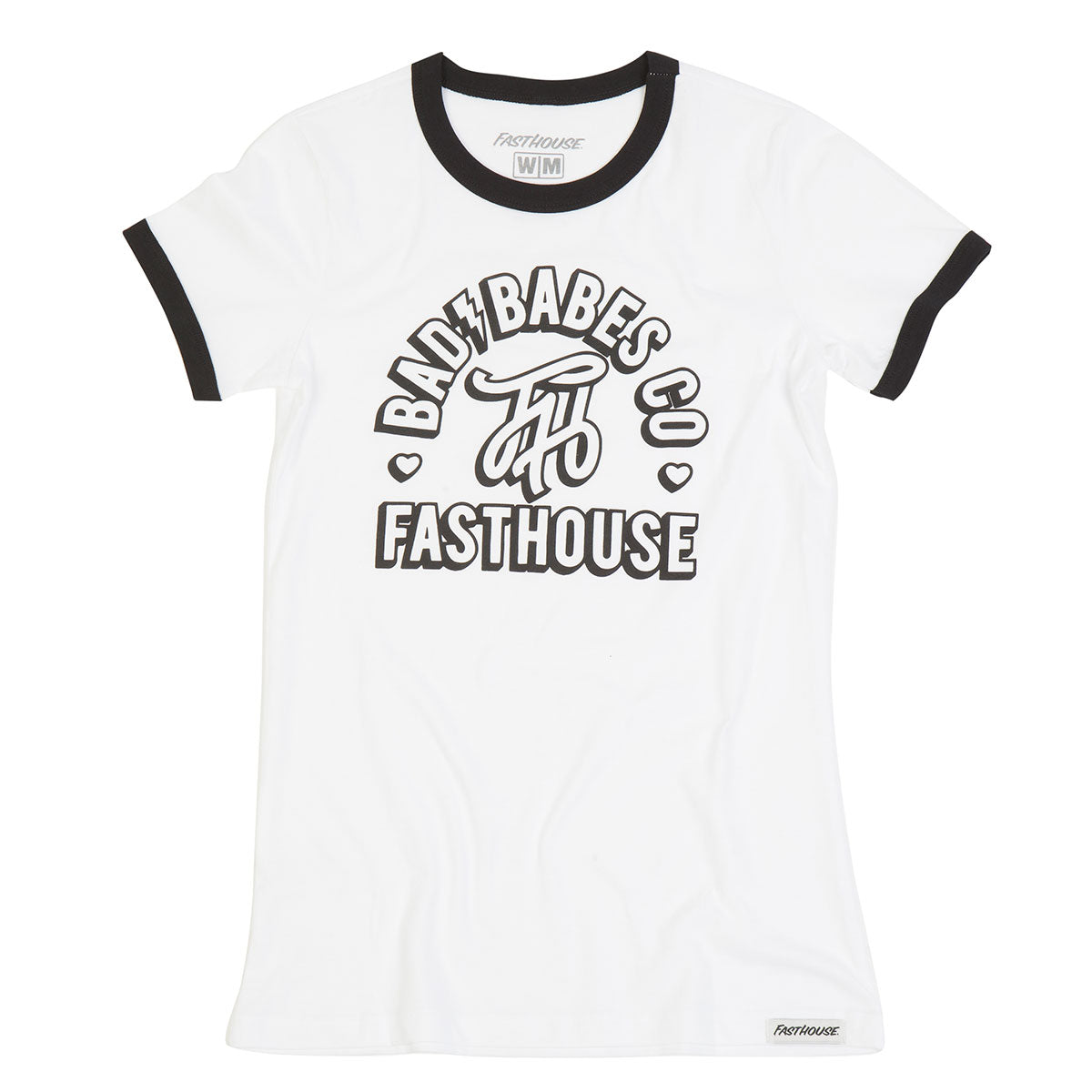 Fasthouse Bad Babes Womens Tee