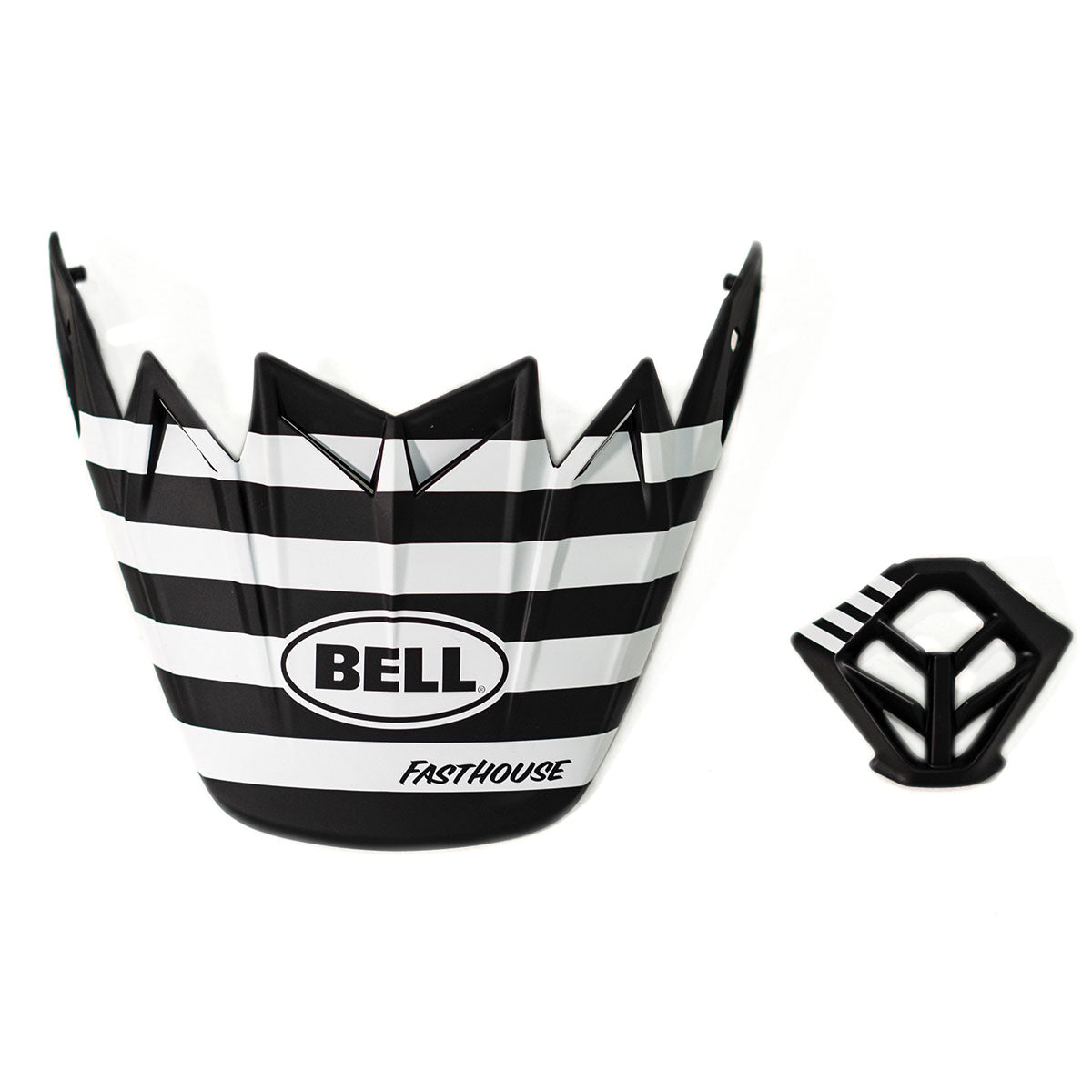 Fasthouse - Bell Stripes PS Moto 9 Visor MP Kit