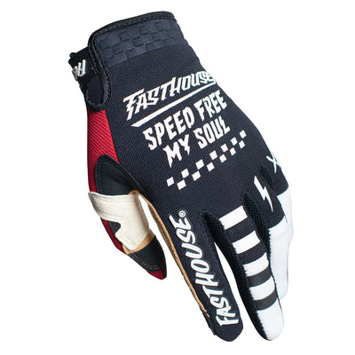 Speed Style Bereman Glove - Black/Cream
