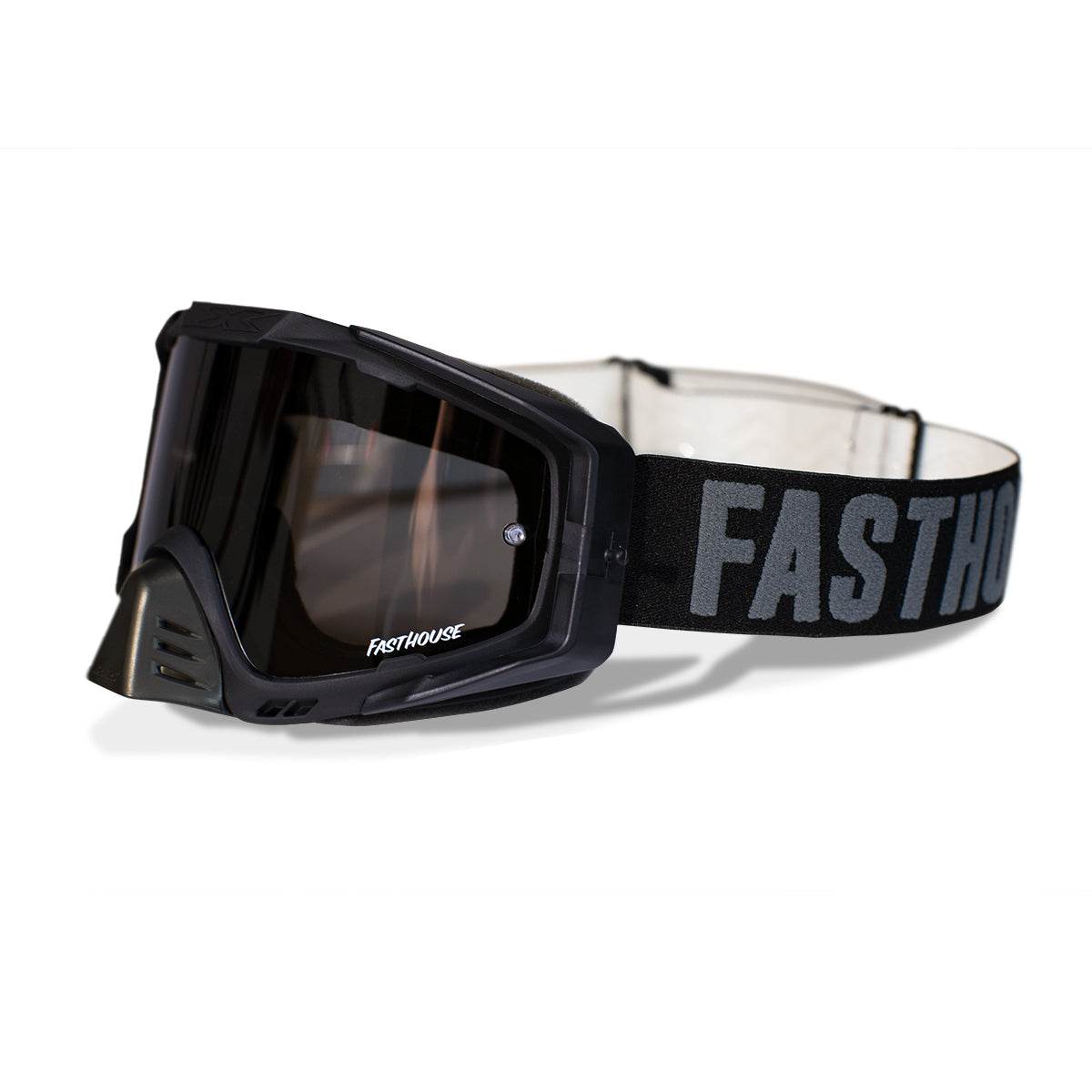 Fasthouse - Fasthouse EKS-S Goggle - Black