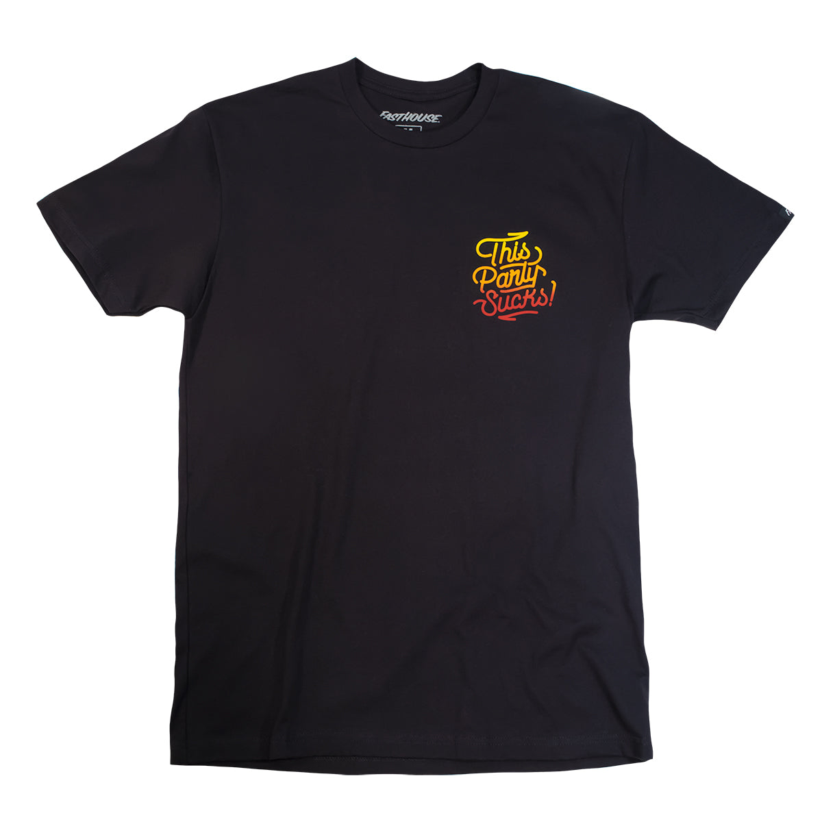 Fasthouse - Castaway Tee - Black