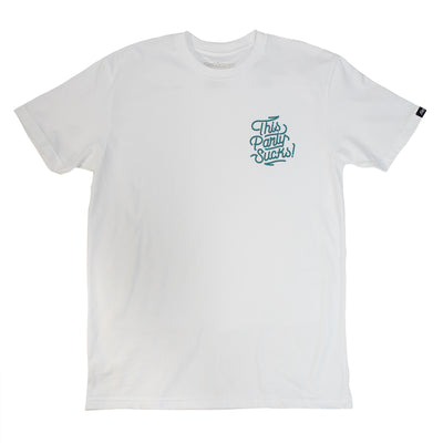 Fasthouse - Castaway Tee - White