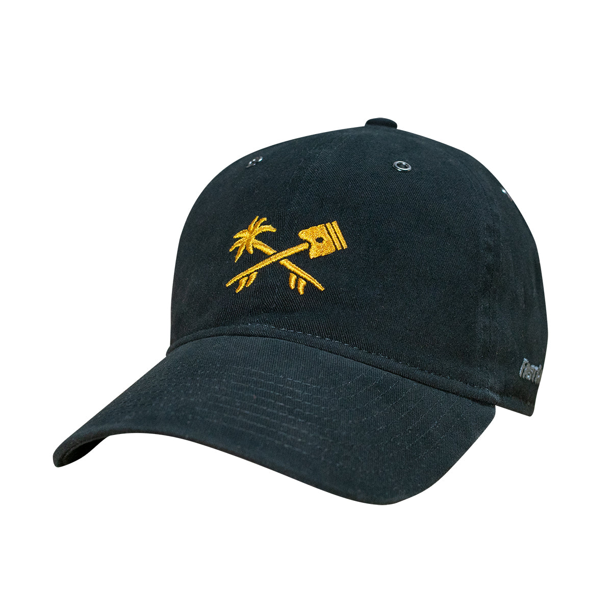 Fasthouse - Hawkins Crest Hat - Black