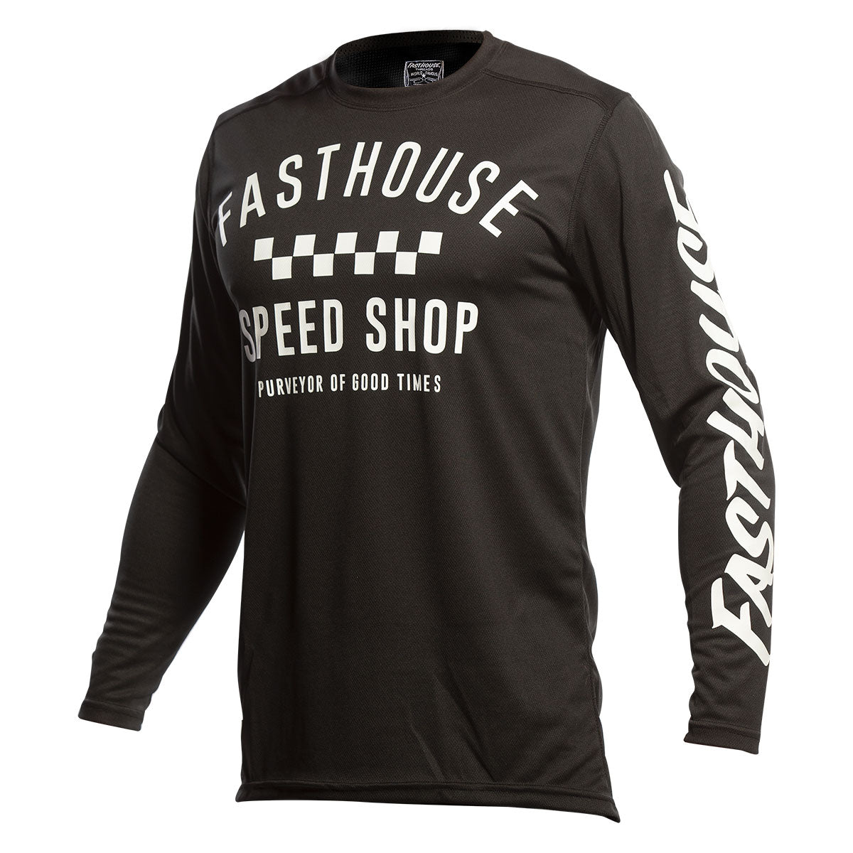 Fasthouse Carbon Jersey - Black