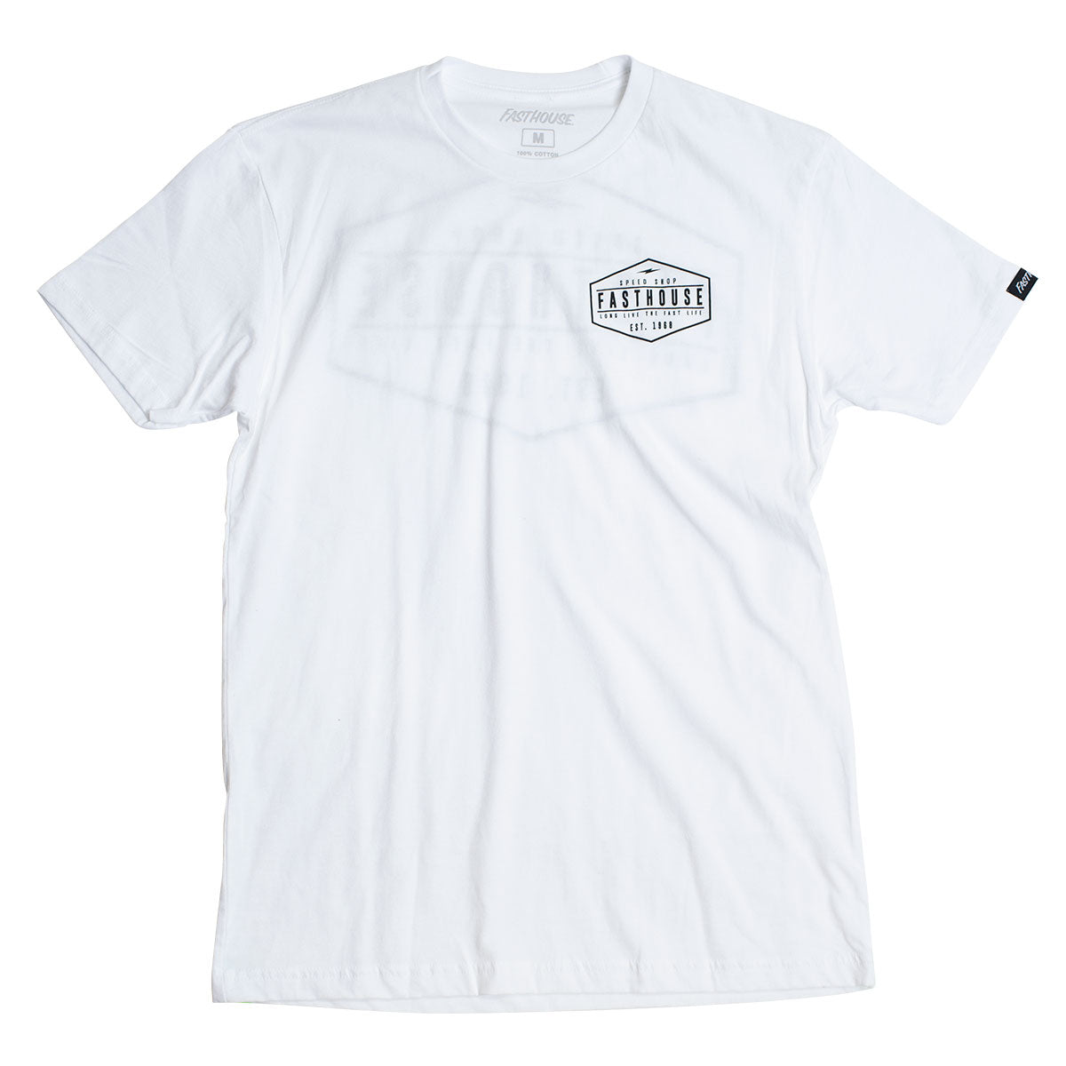 Charged Tee - White