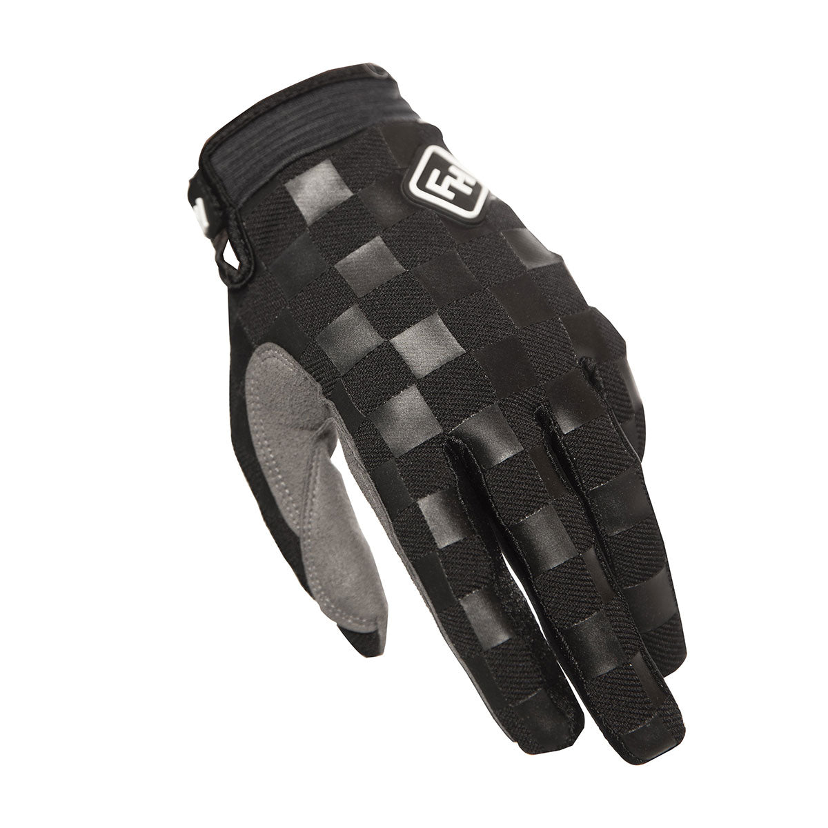 Speed Style Checkers Glove - Black
