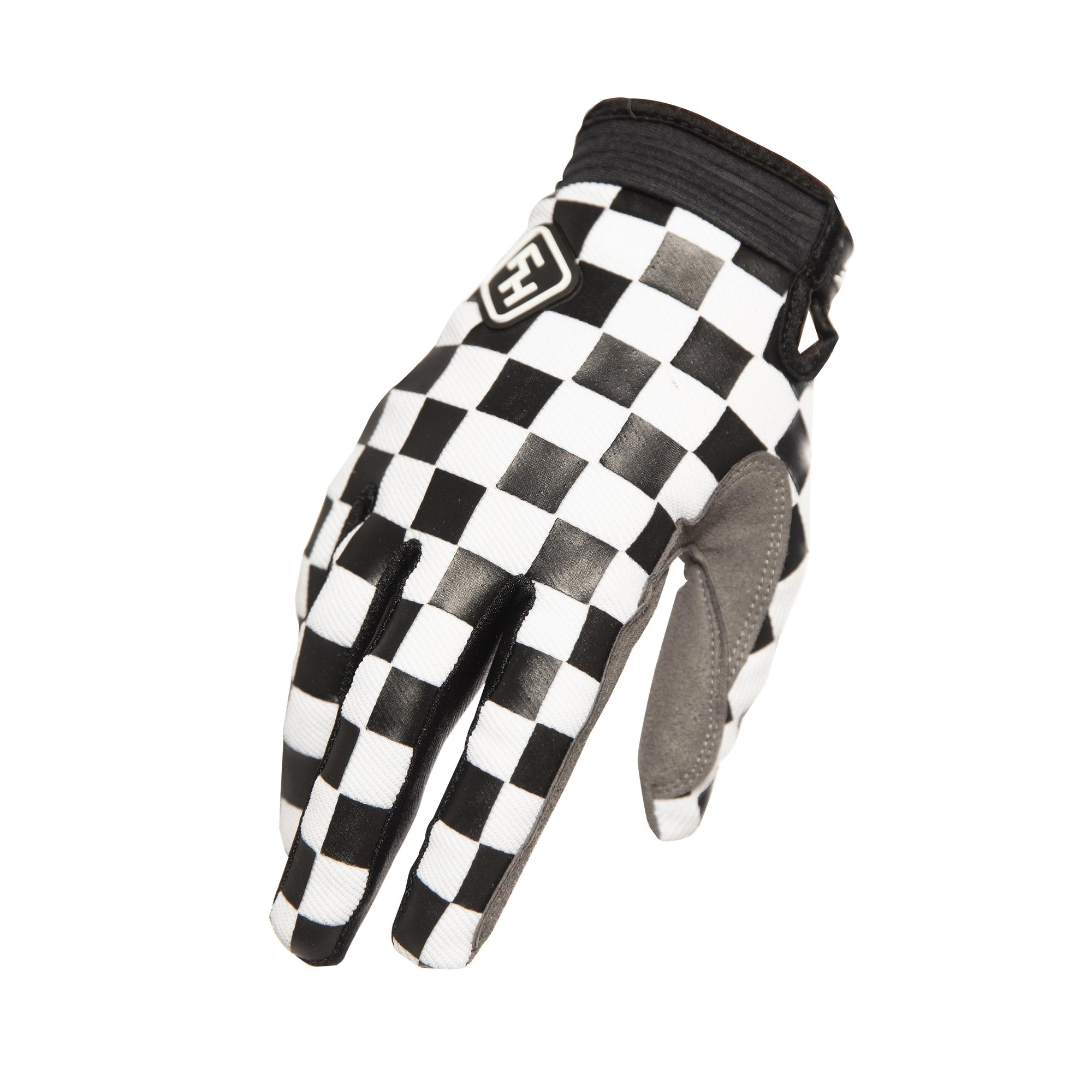 Fasthouse - Speed Style Checkers Youth Glove - Black